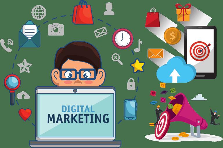 Beginners Guide to Digital Marketing 101
