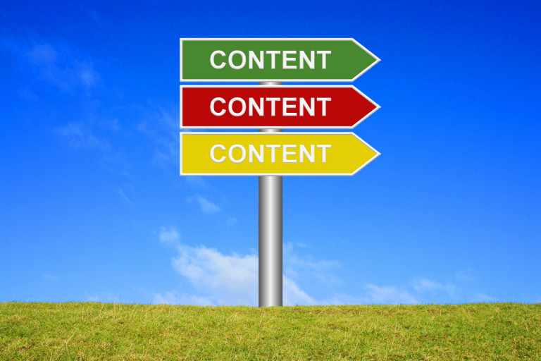 Content for Marketing SaaS