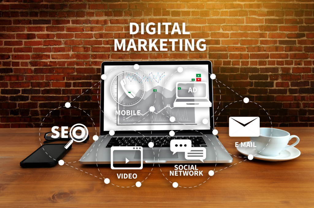 Leading Agency for Digital Marketing and Web Development